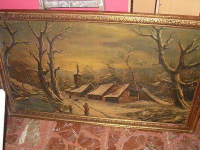 T pico cuadro de encima del sof estilo cu ntame yonolotiraria yonolotiraria - Cuadros para encima del sofa ...