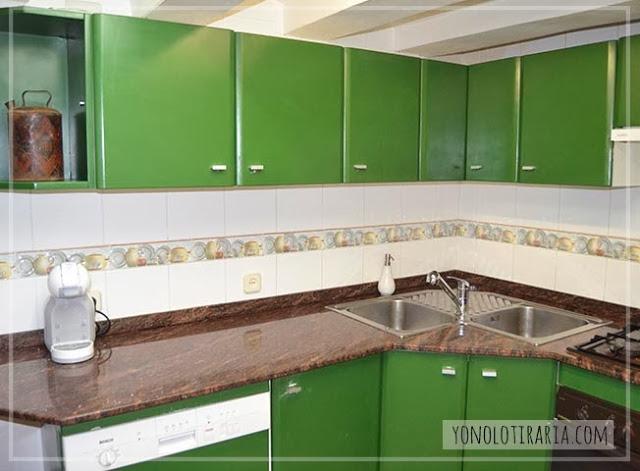 Mi cocina antes y despu s argh yonolotiraria for Lavaplatos para esquinas