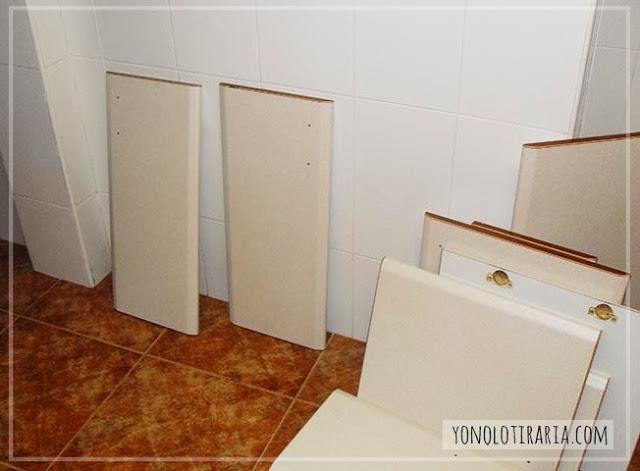 Mi cocina antes y despu s argh yonolotiraria - Cambiar color muebles ...