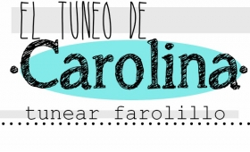 El tuneo de Carolina. Tunear un farolillo antiguo