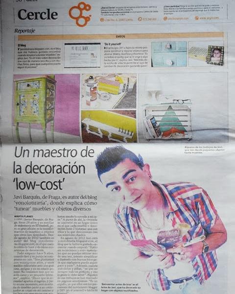 YONOLOTIRARIA en diari Segre y LleidaTV