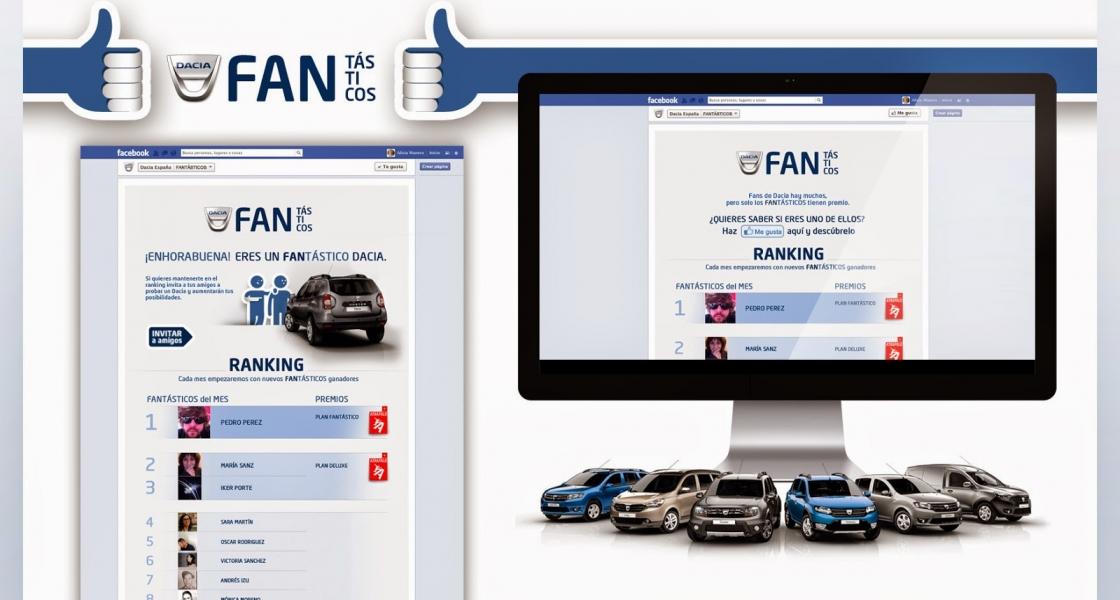 FANtásticos Dacia