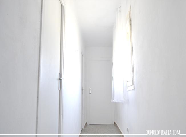 El apartamento 4 el pasillo yonolotiraria yonolotiraria for Lamparas pasillo ikea