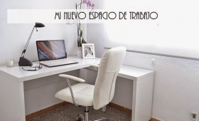El apartamento. El despacho