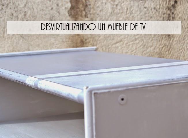 Desvirtualizando un mueble de TV