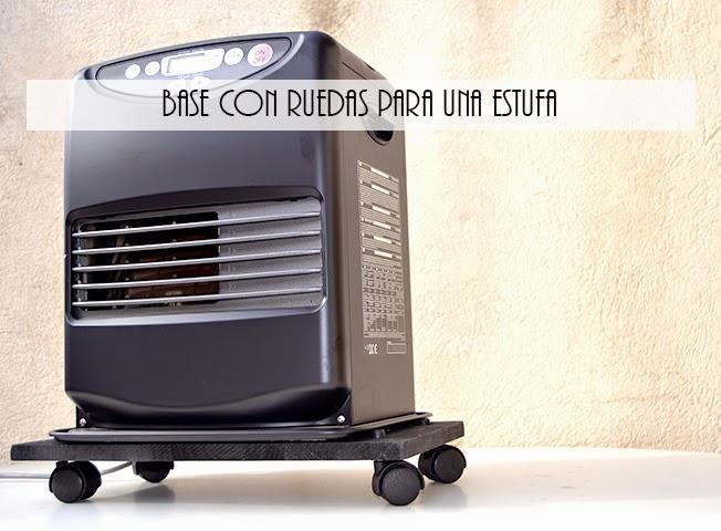 Fina la estufa de parafina y sus ruedas yonolotiraria - Parafina liquida para estufas ...