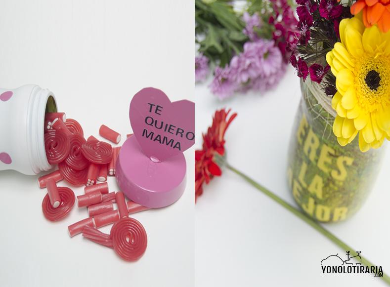 DIY – REGALOS PARA EL DÍA DE LA MADRE CON COLACAO