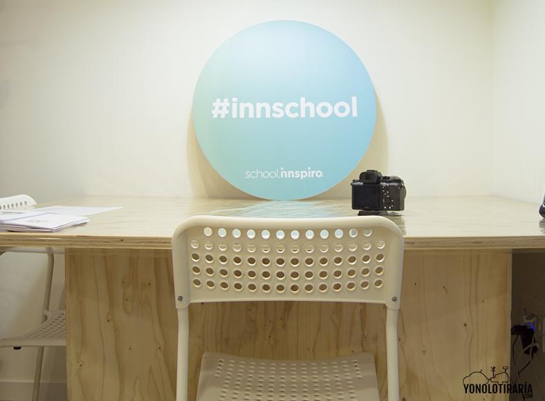 EVENTO – INAUGURACIÓN SCHOOL INNSPIRO