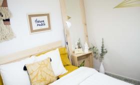 Nuevo dormitorio en Villa Yoni